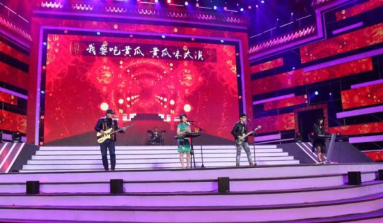 """【网络媒体走转改】浙江省""""村晚""""上的瑞安节目"""